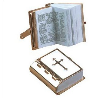 Boys Mini Communion Bible Keepsake
