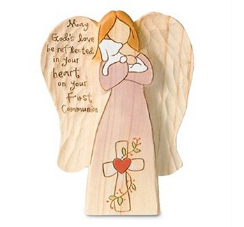 First Holy Communion Angel Figurine
