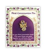 First Holy Communion Angel Pin